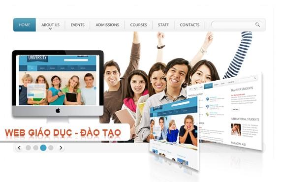 Website đào tạo – Giải pháp tối ưu cho ngành giáo dục hiện nay