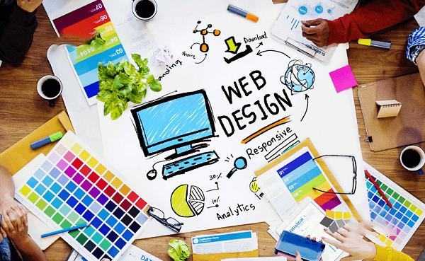 Thiết kế website đơn giản uy tín tại renren