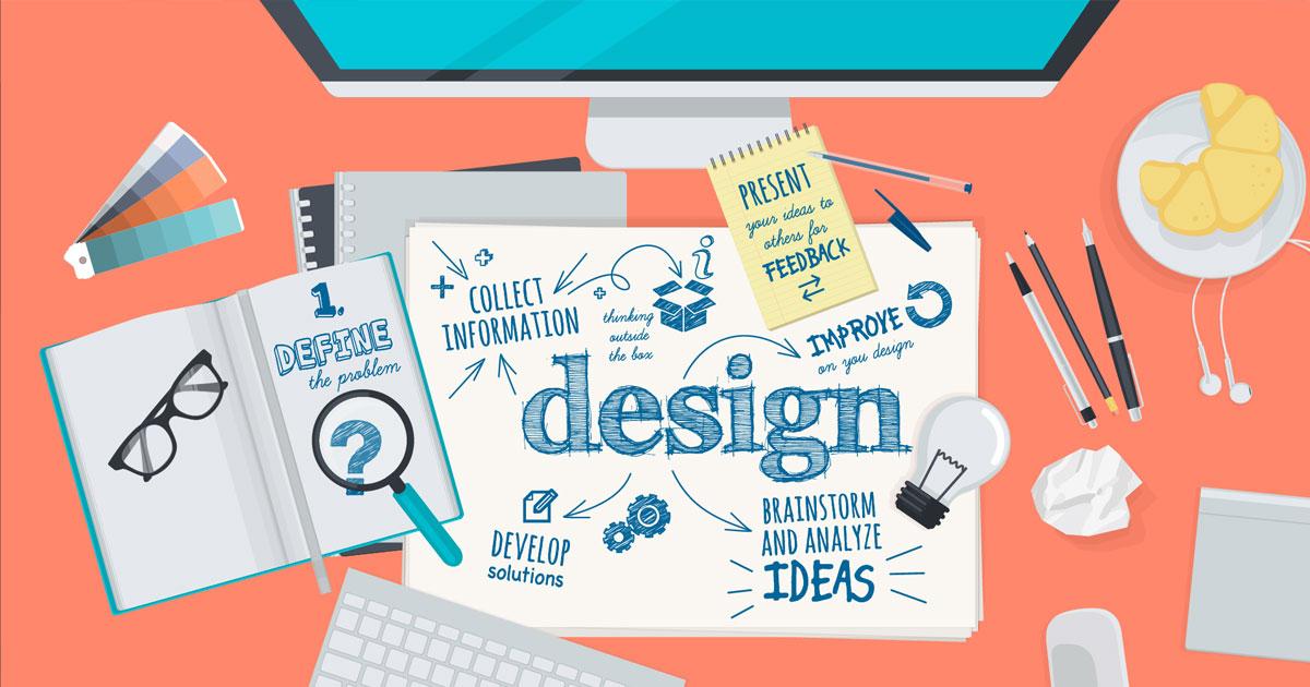 Vị trí chiến lược của thiết kế website đối với ngành công nghiệp marketing