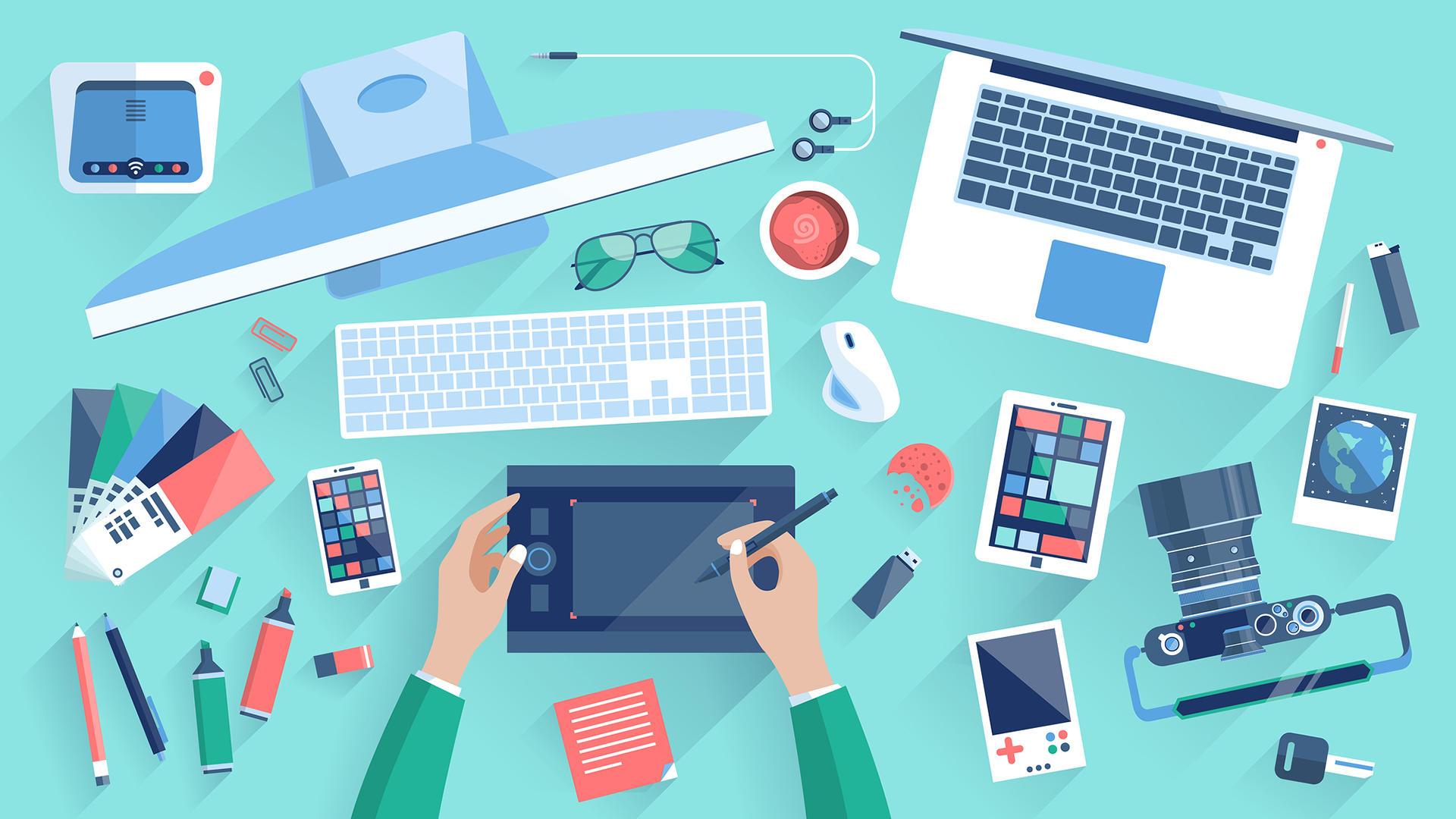 Dịch vụ thiết kế website ấn tượng hút mắt khách hàng