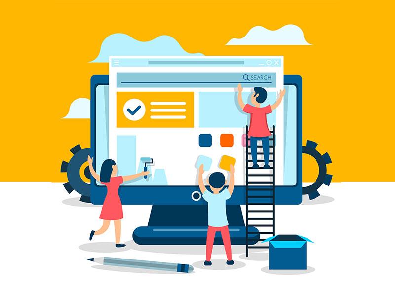 Thiết kế website chuyên nghiệp – Bước đầu để kinh doanh thành công